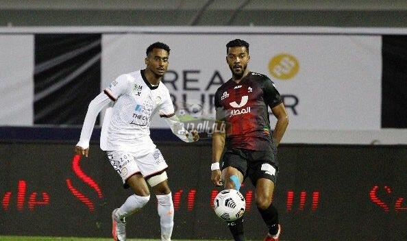 نتيجة مباراة الشباب ضد الاتفاق في الدوري السعودي - في المدرج